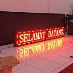 Pusat Running Text Jakarta