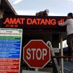 Running Text Tangerang